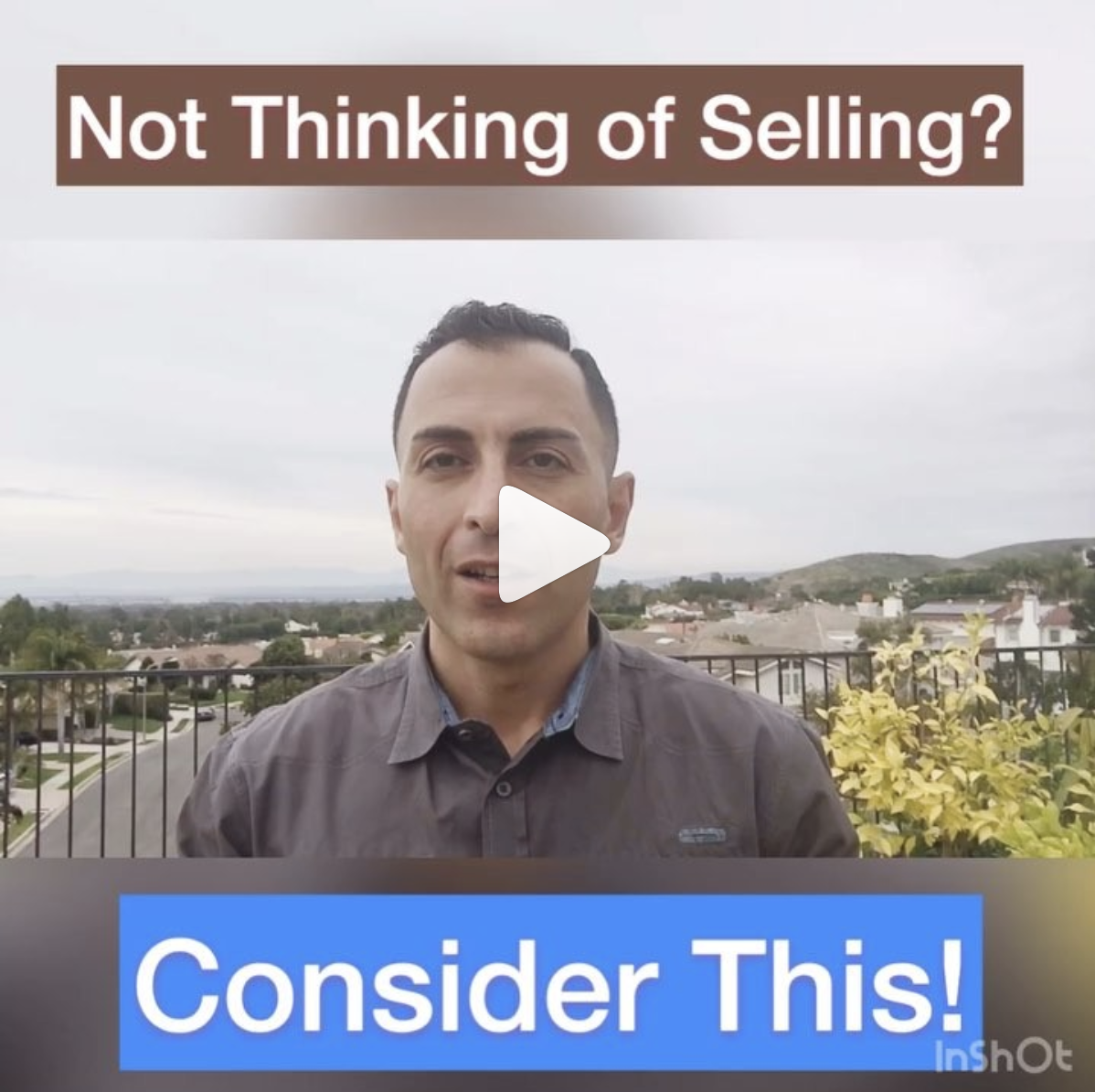 Not Thinking of Selling?