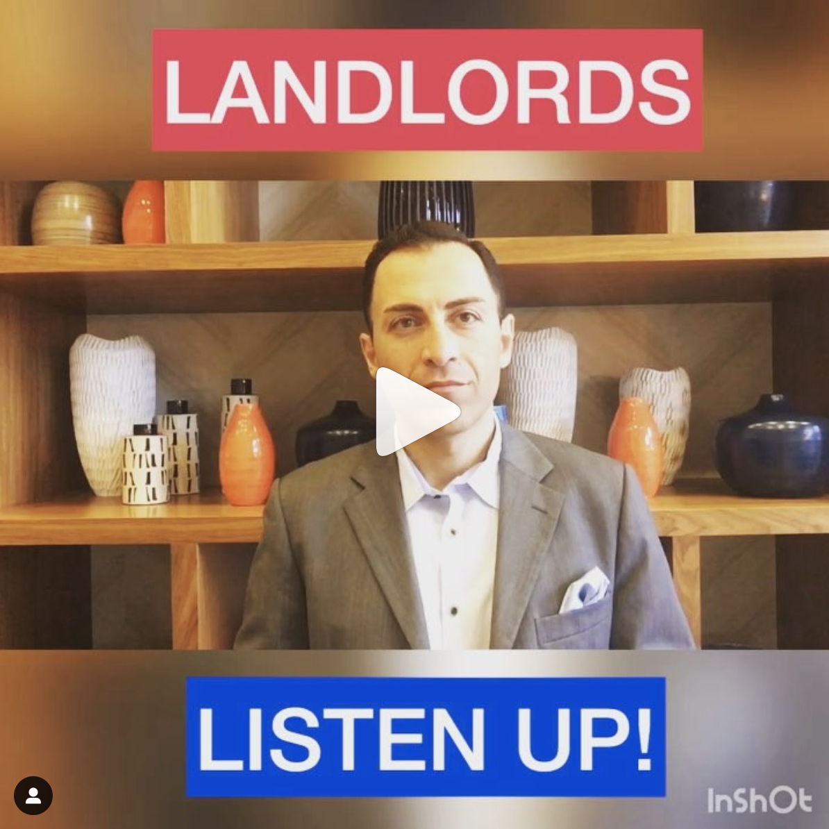 Landlords Listen Up!