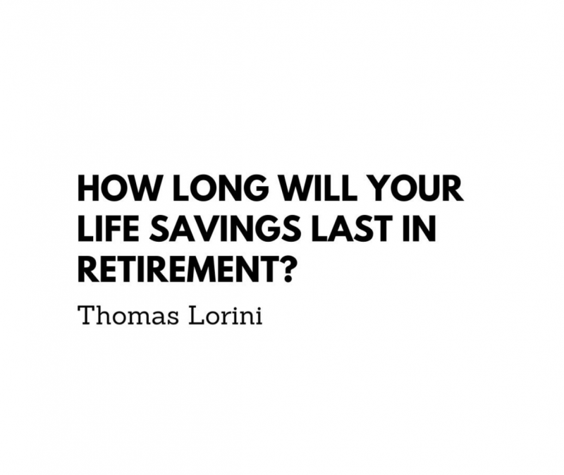 How long will your life savings last in retirement
